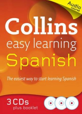 Collins Easy Learning Spanish Audio Course by Carmen Garcia del Rio