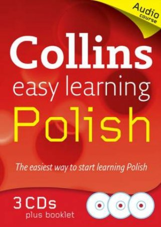 Collins Easy Learning Polish Audio Course by Hania Forss