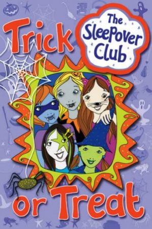 Trick or Treat: The Sleepover Club by Jana Hunter