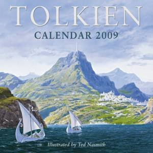 Tolkien Calendar 2009 by Ted Nasmith
