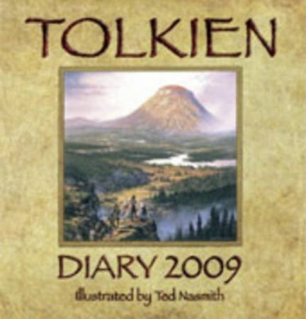 Tolkien Diary 2009 by Alan Lee