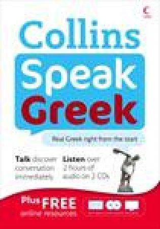 Collins Speak Greek by Various