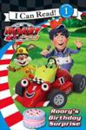 Roary the Racing Car: Roary's Birthday Surprise: I Can Read by Various