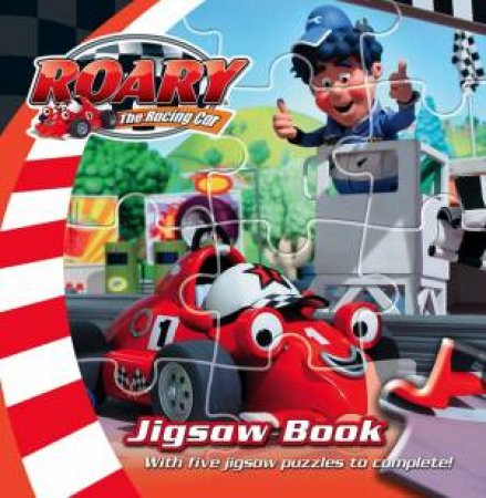 Roary Jigsaw Book by Various