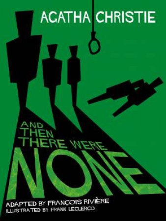 And Then There Were None (Comic Strip Edition) by Agatha Christie