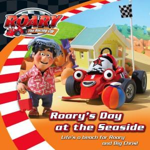 Roary The Racing Car: Roary's Day At The Seaside by Various