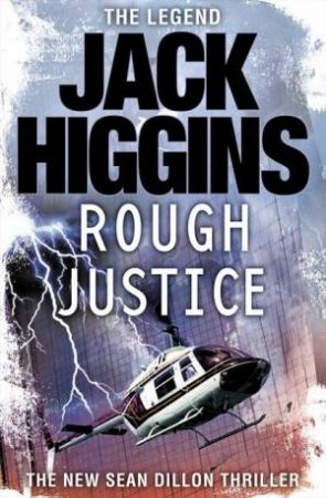 Rough Justice by Jack Higgins