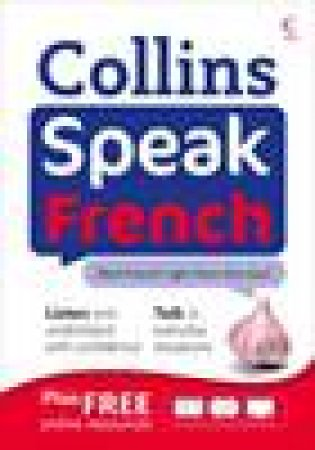 Collins Speak French with CD by Various