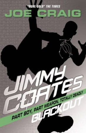 Jimmy Coates: Blackout by Joe Craig