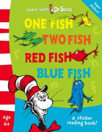 Learn with Dr.Seuss - One Fish, Two Fish, Red Fish, Blue Fish by Dr Seuss