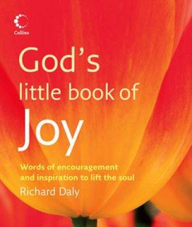 God's Little Book Of Joy by Richard Daly