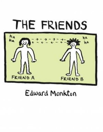 The Friends by Edward Monkton