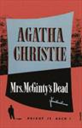 Mrs Mcginty's Dead (Facsimile Edition) by Agatha Christie