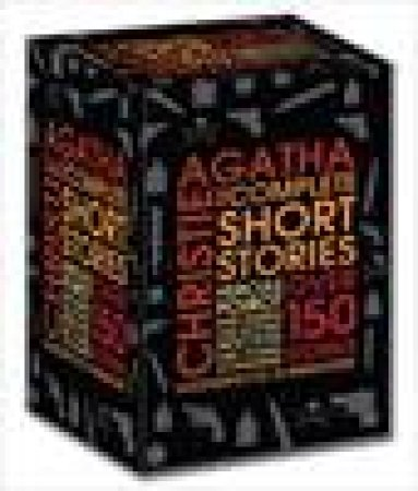Agatha Christie: Complete Short Stories - Masterpieces in Miniature by Agatha Christie