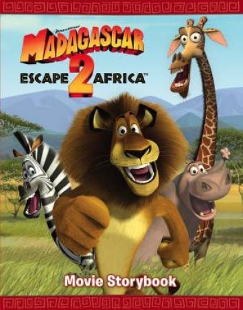 Escape 2 Africa - Movie Storybook by Various