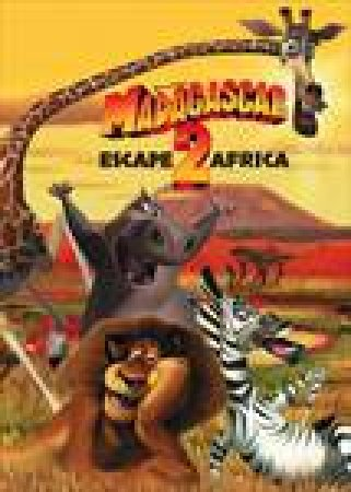 Madagascar Escape 2 Africa - Sound Book by Various