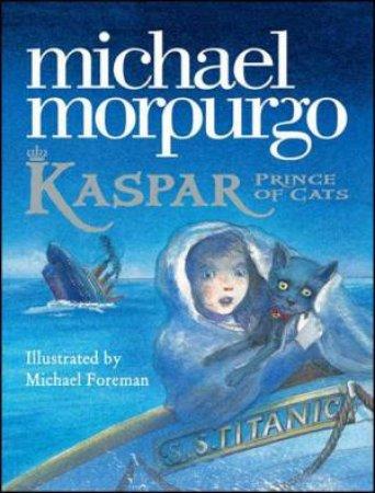 Kaspar by Michael Morpurgo