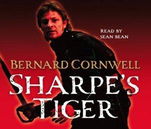 Sharpe's Tiger Abridged 3/230 by Bernard Cornwell