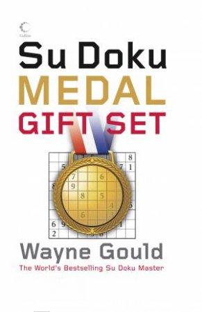 Su Doku Medal Quartet: Su Doku Medal Gift Set by Wayne Gould