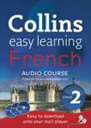 Collins Easy Learning French Audio Course: Level 2 by Rosi McNab