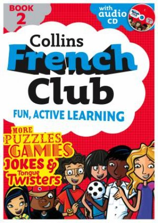 Collins French Club: Fun, Active Learning 02 by Rosi McNab