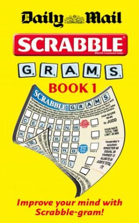 Collins Daily Mail Scrabble Grams: Puzzle Book 1 by Various