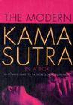 The Modern Kama Sutra In A Box by Kamini & Kirk Thomas