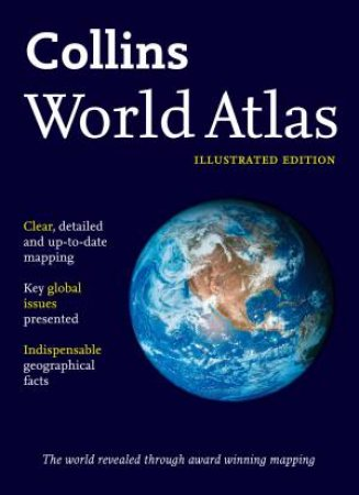 Collins World Atlas, Illustrated Ed by Various