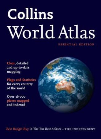 Collins World Atlas, 2nd Essential Ed by Various