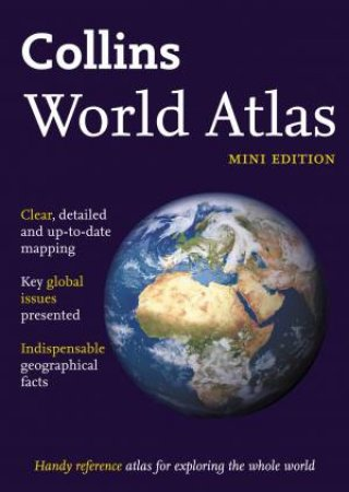 Collins World Atlas, Mini 3rd Ed by Various