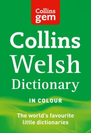 Collins Gem:  Welsh Dictionary by Various