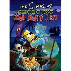 Dead Mans Jest: The Simpsons Treehouse of Horror by Matt Groening