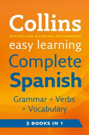 Collins Easy Learning Complete Spanish by Collins