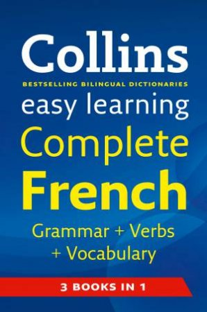 Collins Easy Learning Complete French by Collins