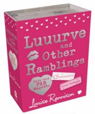 Luuurve And Other Ramblings Megafab Magnets and Book Gift Set