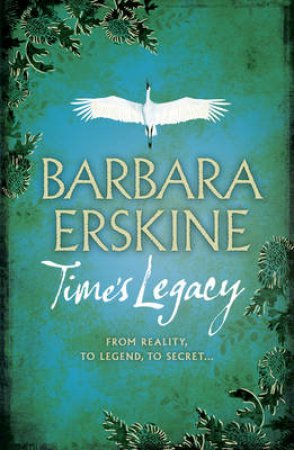 Time's Legacy by Barbara Erskine