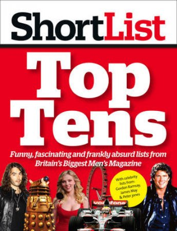 Shortlist Top Tens by Various