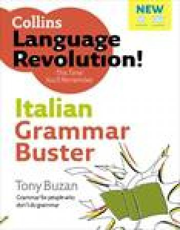 Collins Language Revolution Italian Grammar Buster by Various