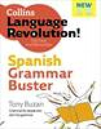 Collins Language Revolution Spanish Grammar Buster by Various