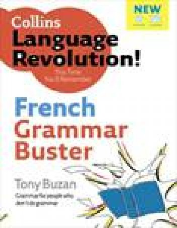 Collins Language Revolution French Grammar Buster by Various