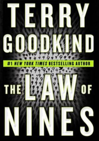 Law of Nines by Terry Goodkind