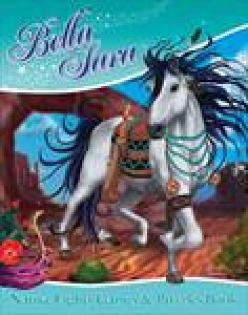 Bella Sara Native Lights Game and Puzzle Book by Various