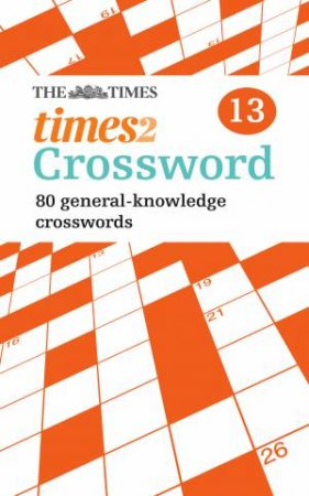 Crossword Book 13 by Collins