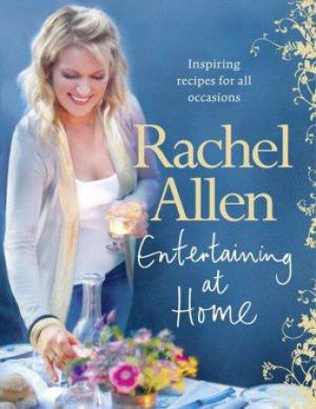 Entertaining at Home by Rachel Allen