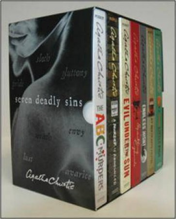 Agatha Christie: Seven Deadly Sins Box Set by Agatha Christie
