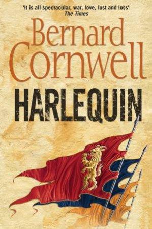 Harlequin by Bernard Cornwell