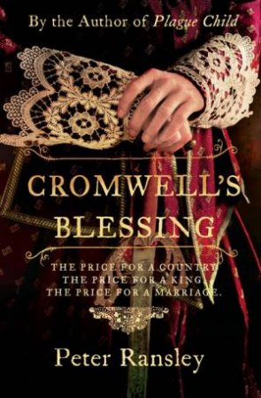 Cromwell's Blessing by Peter Ransley