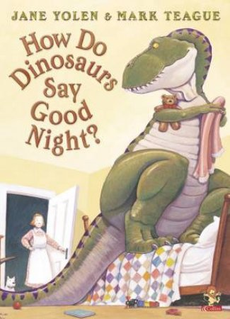 How Do Dinosaurs Say Goodnight plus CD by Jane Yolen