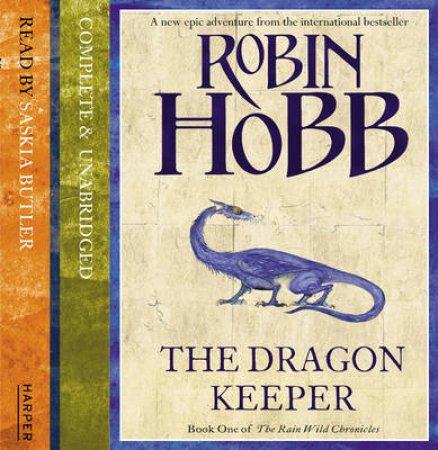 Dragon Keeper Unabridged 10/760 by Robin Hobb
