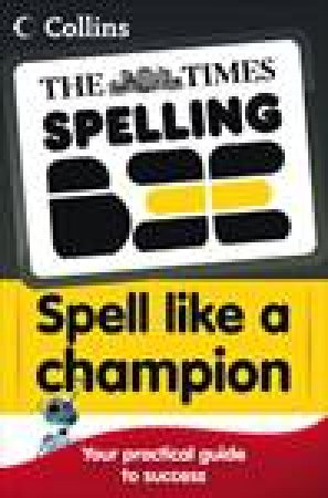 Collins Spell Like A Champion by Collins